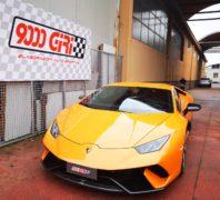 """Elaborazione Lamborghini Huracan Performante 5.2 V10 640cv """"Uragano forza 10"""""""