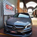 "Elaborazione Mercedes Benz A45 Amg ""Poliglotta"""