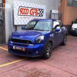 """Elaborazione Mini Cooper Sd Paceman """"Safety car"""""""