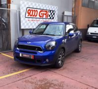 "Elaborazione Mini Cooper Sd Paceman ""Safety car"""