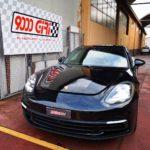 "Elaborazione Porsche Panamera 4s 4.0d ""Lizard"""