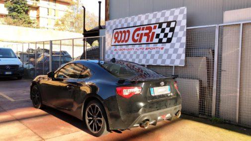 Toyota Gt 86 powered by 9000 Giri