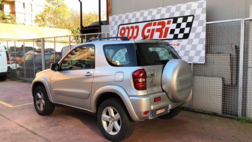 Toyota Rav 4 2.0 16v powered by 9000 Giri