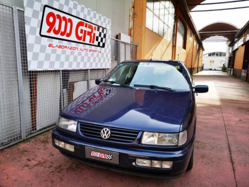 Vw Passat 1.6 powered by 9000 Giri