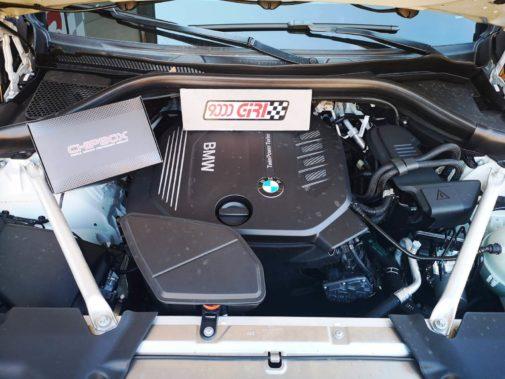 Bmw X3 2.0 powered by 9000 Giri