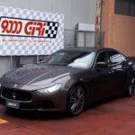 """Elaborazione Maserati Ghibli 3.0d """"Senzatempo"""""""