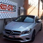 "Elaborazione Mercedes Cla 200 cdi ""Black friday"""