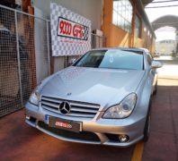 "Elaborazione Mercedes Cls 55 Amg ""Portentosa"""