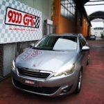 "Elaborazione Peugeot 308 1.6 hdi ""Sneck"""