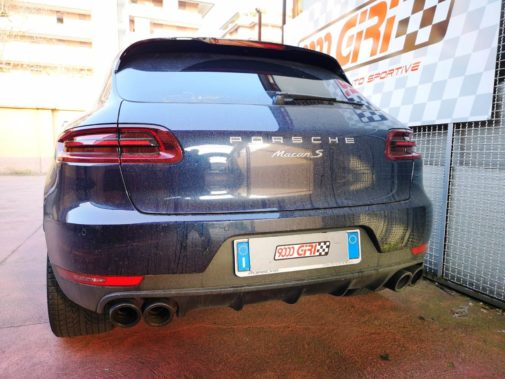 Porsche Macan 3.0d powered by 9000 Giri