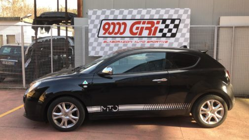 Alfa Mito 1.4 tb powered by 9000 Giri