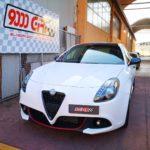 "Elaborazione Alfa Romeo Giulietta ""Curvatura terrestre"""