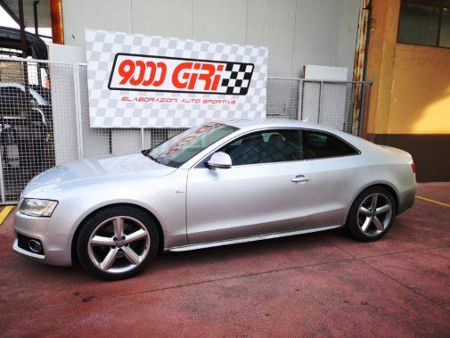 Audi A5 2.0 tfsi powered by 9000 Giri