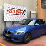 "Elaborazione Bmw 120d ""Sea watch"""