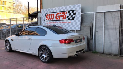 Bmw M3 powered by 9000 Giri
