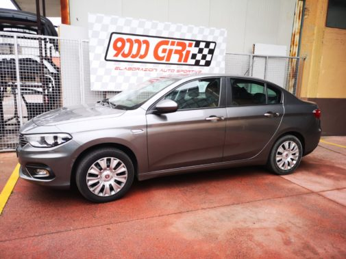 Fiat Tipo 1.4 tb powered by 9000 Giri