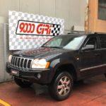 """Elaborazione Jeep Grand Cherokee Wh 3.0 Crd """"Piazza grande"""""""