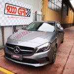 "Elaborazione Mercedes 200d blue efficency ""Mirabilia"""