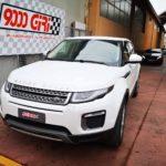 """Elaborazione Range Rover Evoque 2.2 """"Gusto classico"""""""