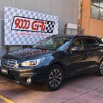 """Elaborazione Subaru Outback 2.0d """"Winning"""""""