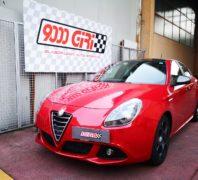 """Elaborazione Alfa Romeo Giulietta QV """"Bravissima"""""""
