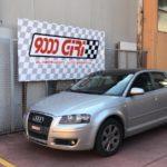 """Elaborazione Audi A3 2.0 Tdi """"Positiva"""""""