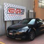 """Elaborazioni Audi TT 2.0 Tfsi """"Taormina"""""""