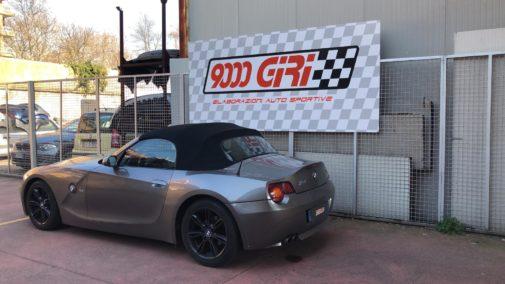 Bmw Z4 2.5i powered by 9000 Giri