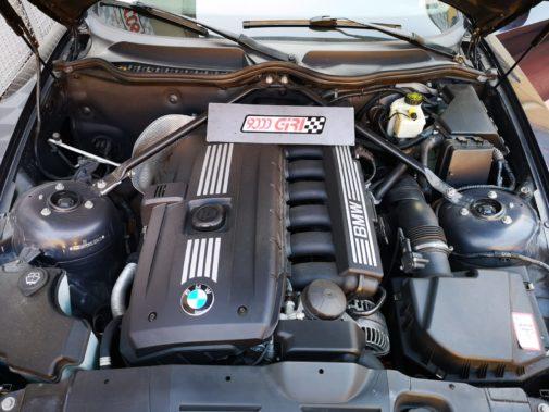Bmw Z4 3.0 Coupè powered by 9000 Giri