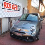 "Elaborazione Fiat 500 Abarth ""Work better"""