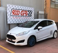 """Elaborazione Ford Fiesta 1.0 Ecoboost """"Potenza vera"""""""