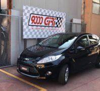 "Elaborazione Ford Fiesta 1.2 16v ""Luna crescente"""