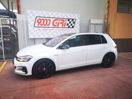Golf 7.2 Gti Performance powered by 9000 Giri