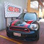 "Elaborazione Mini Countryman 2.0 Jcw ""Power on demand"""