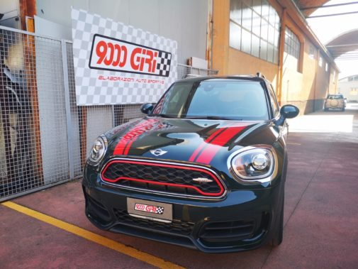 Mini Countryman Cooper Jcw powered by 9000 Giri