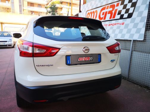 Nissan Qashqai 1.6 dci powered by 9000 Giri