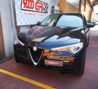 """Elaborazione Alfa Romeo Stelvio """"Lirica"""""""