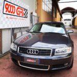"""Elaborazione Audi A8 4.2 """"Saetta d'argento"""""""