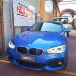 "Elaborazione Bmw 116i Turbo ""Drive thru"""