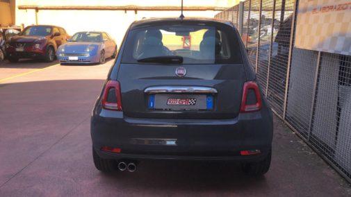 Fiat 500 1.2 16v powered by 9000 giri