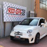 """Elaborazione Fiat 500 Abarth """"Brillante"""""""