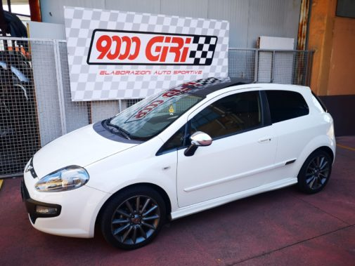Fiat Grande Punto Sporting powered by 9000 Giri
