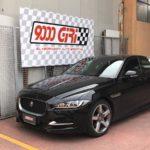 """Elaborazione Jaguar XE 2.0 E Performance """"Record mondiale"""""""
