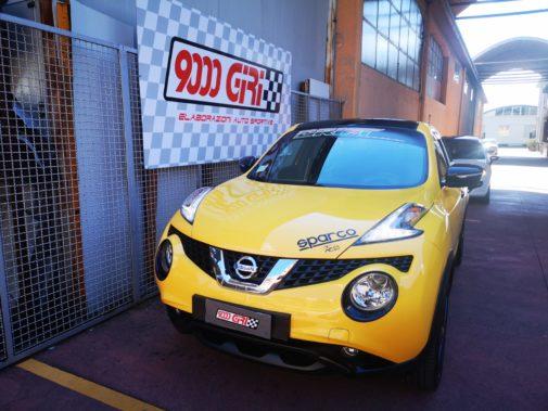 Nissan Juke powered by 9000 Giri