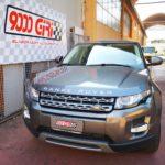 """Elaborazione Range Rover Evoque 2.2 tdi """"Parmigiano reggiano"""""""