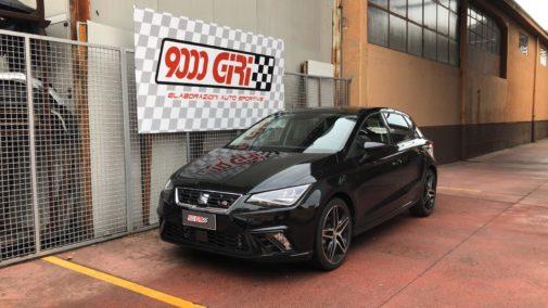 Seat Ibiza 1.0 16v powered by 9000 Giri