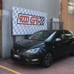 """Elaborazione Seat Ibiza 1.2 16v """"La bomba"""""""
