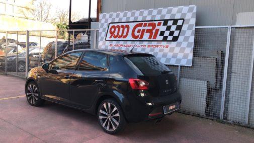 Seat Ibiza 1.2 16v powered by 9000 Giri