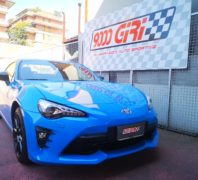 "Elaborazione Toyota Gt86 ""Born to be the best"""