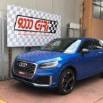 """Elaborazione Audi Q2 1.6 tdi """"Triller"""""""